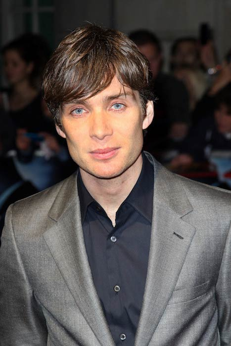 Cillian Murphy during UK premiere for In Time in October 2011 at the Curzon Mayfair Cinema