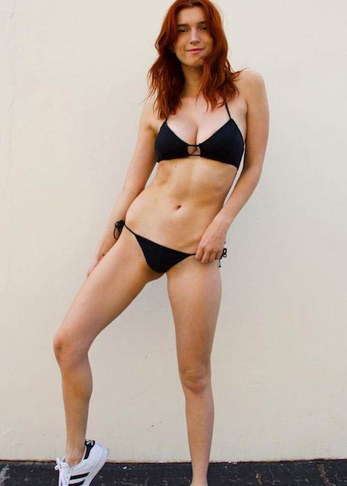 Dani Thorne bikini photoshoot May 2016