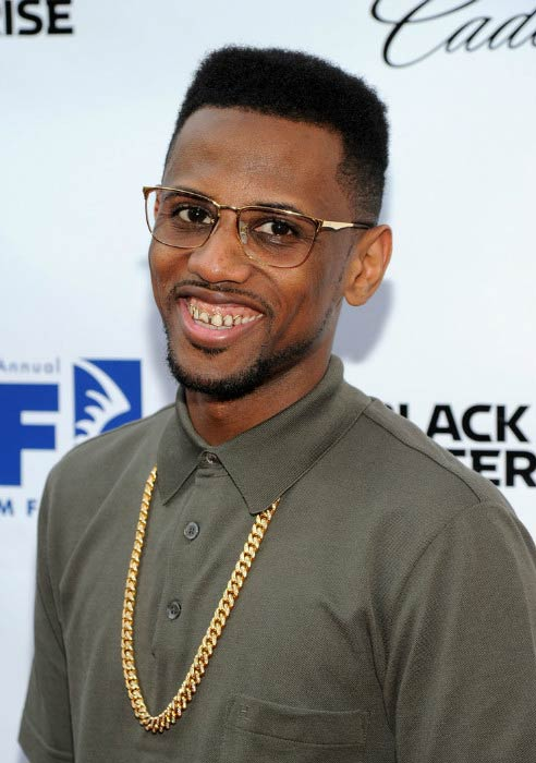 Fabolous at the Think Like A Man Too premiere in June 2014