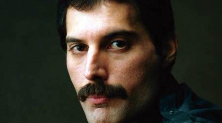 Freddie Mercury Height, Weight, Age, Body Statistics