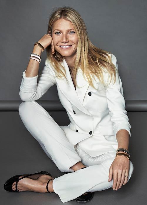 Gwyneth Paltrow for ELLE Spain's February 2017 issue