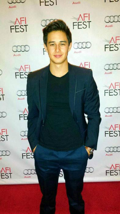 Ivan Dorschner at the AFI Film Fest in November 2014