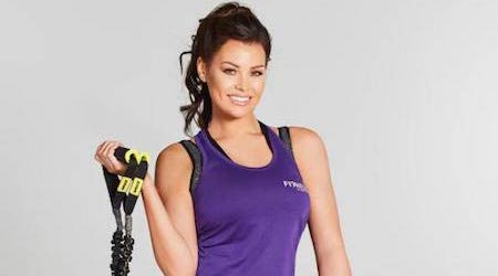 Jessica Wright Weight Loss Routine