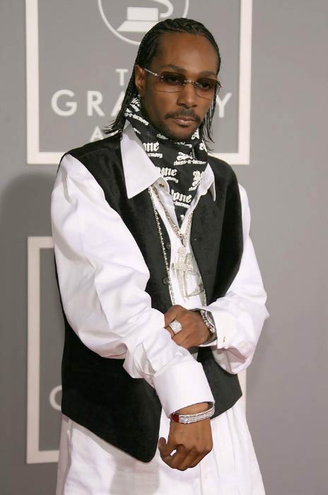 Krayzie Bone at the 49th Annual Grammy Awards in February 2007