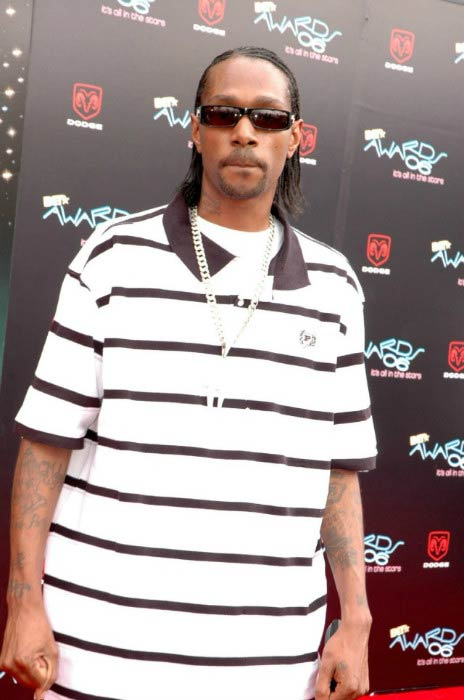 Krayzie Bone at the Black Entertainment Television Awards in 2006