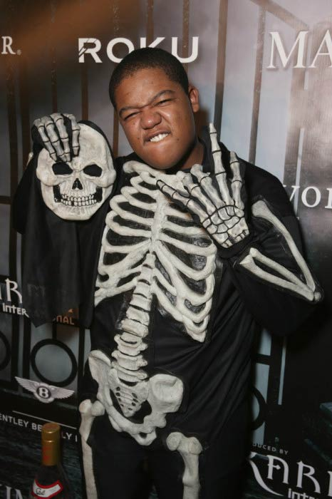Kyle Massey at the Maxim Halloween Party Presented By Karma International in October 2015