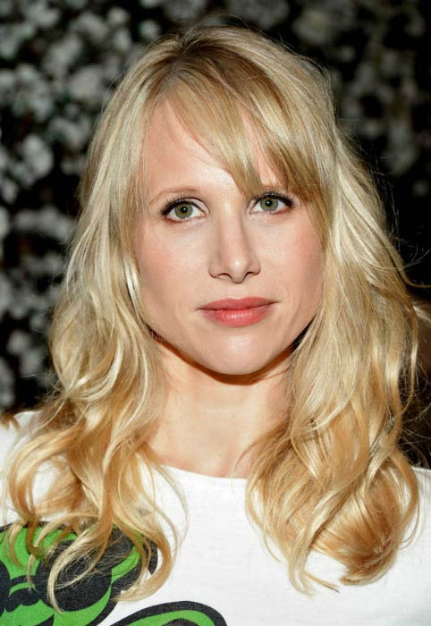 Lucy Punch at the Stacey Bendet and Neiman Marcus present See-Now-Buy-Now Runway Show in April 2016