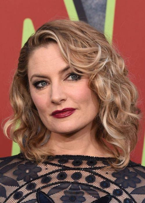 Madchen Amick at Showtime hosted Los Angeles Premiere of Twin Peaks in May 2017