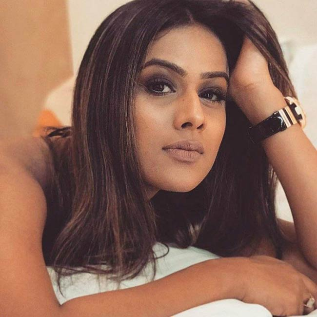 Nia Sharma in a picture shared on her social media in 2016