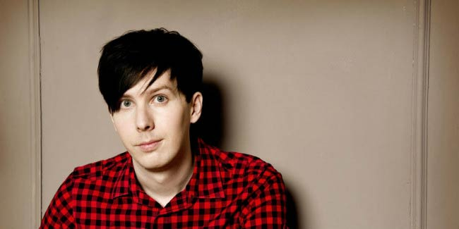 Phil Lester in a picture shared on social media in 2015