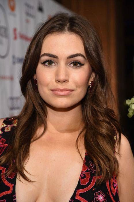 Sophie Simmons during the 2015 Toronto International Film Festival