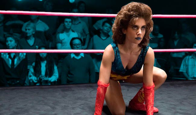 Alison Brie for Glow