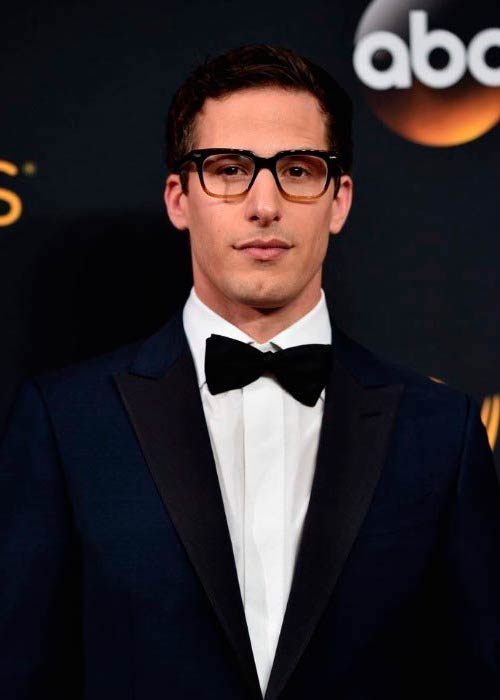Andy Samberg at the 68th Annual Primetime Emmy Awards in September 2016