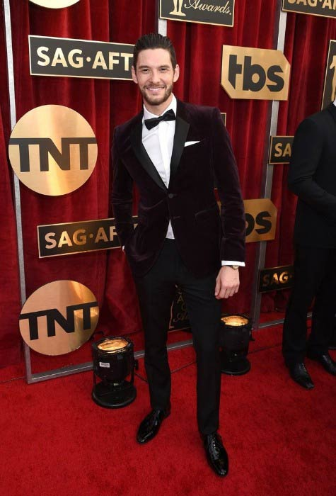 Ben Barnes at the 2017 Screen Actors Guild Awards in Los Angeles