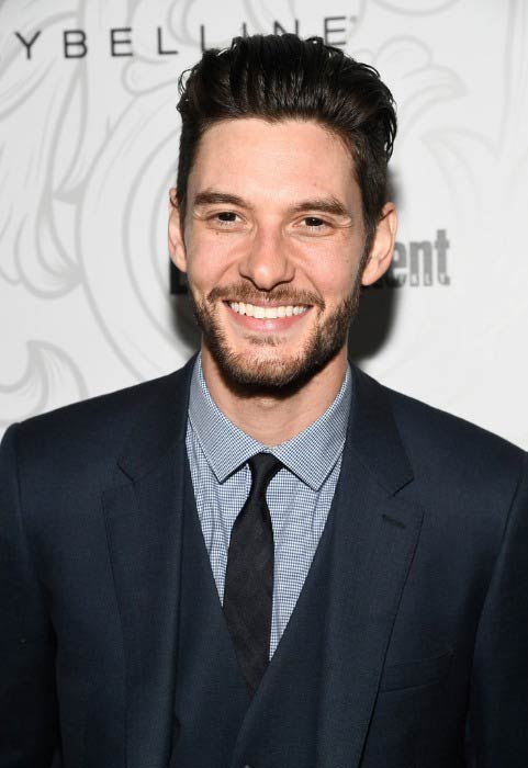 Ben Barnes at the Entertainment Weekly Celebration of SAG Award Nominees in January 2017
