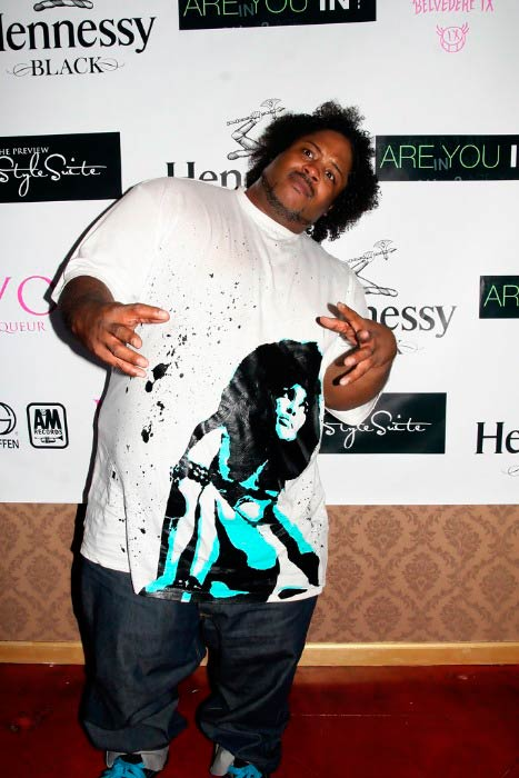 Bone Crusher at the Preview Style Suite for the BET Hip Hop Awards in October 2009