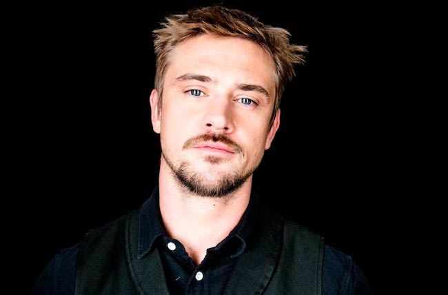Boyd Holbrook at the Build Studio in New York on February 17, 2017