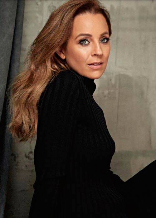 Carrie Bickmore photoshoot for Stellar magazine on occasion of The Project's 2000th episode in April 2017