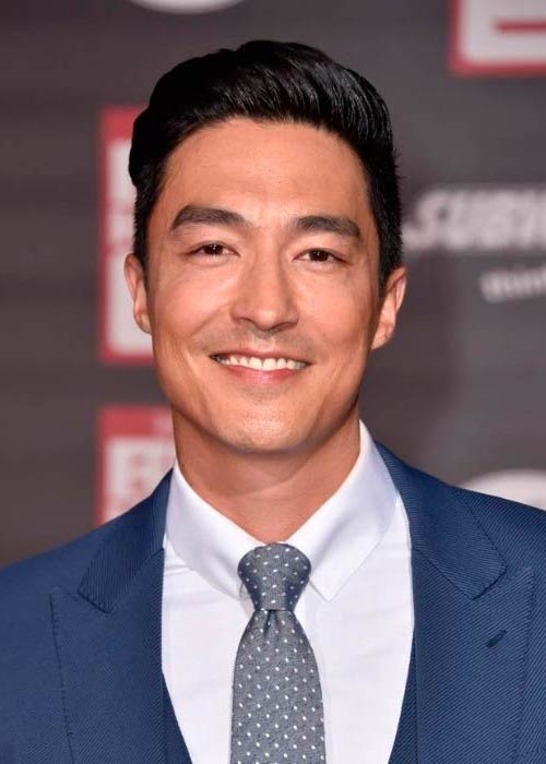 Daniel Henney at the premiere of Disney's Big Hero 6 in November 2014