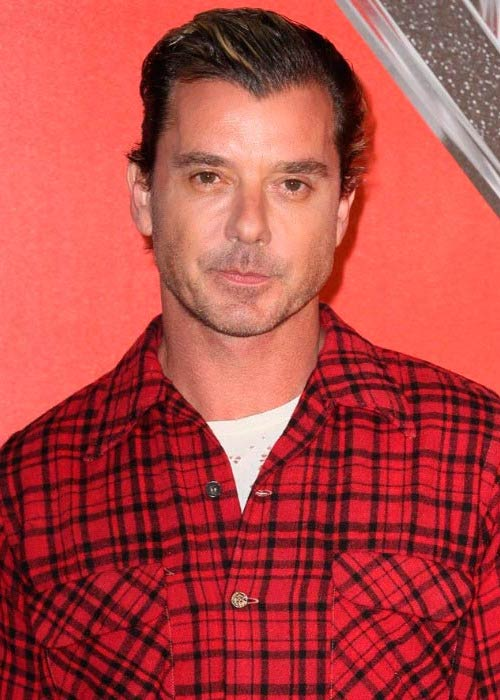 Gavin Rossdale at the press launch of The Voice UK in January 2017