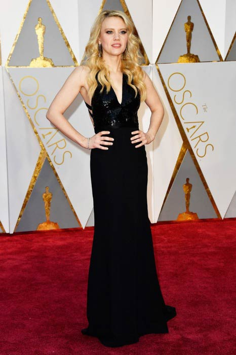 Kate McKinnon at the 89th Annual Academy Awards in February 2017