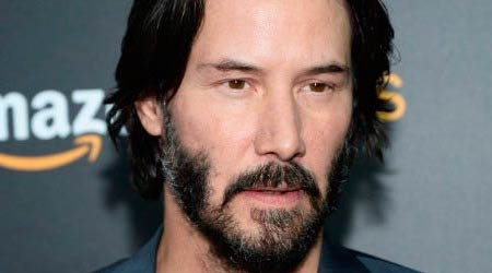Keanu Reeves Height, Weight, Age, Body Statistics