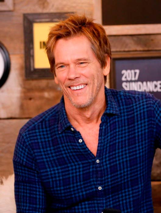 Kevin Bacon at The IMDb Studio event during Sundance Film Festival in January 2017
