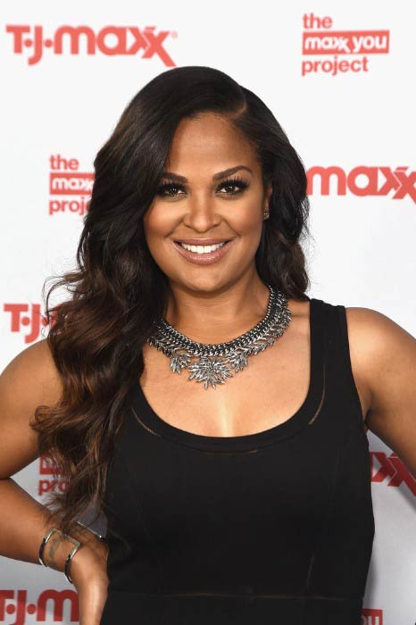 Laila Ali at the launch of The Maxx You Project in April 2017