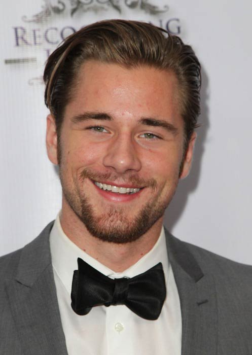 Luke Benward at the 3rd Annual Unlikely Heroes Awards Dinner and Gala in November 2014