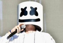 DJ Marshmello on Healthy Celeb