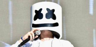 DJ Marshmello on Healthy Celeb
