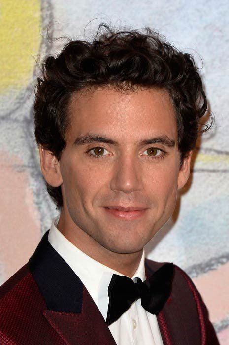 Mika at the Rose Ball held in aid of the Princess Grace Foundation in March 2014