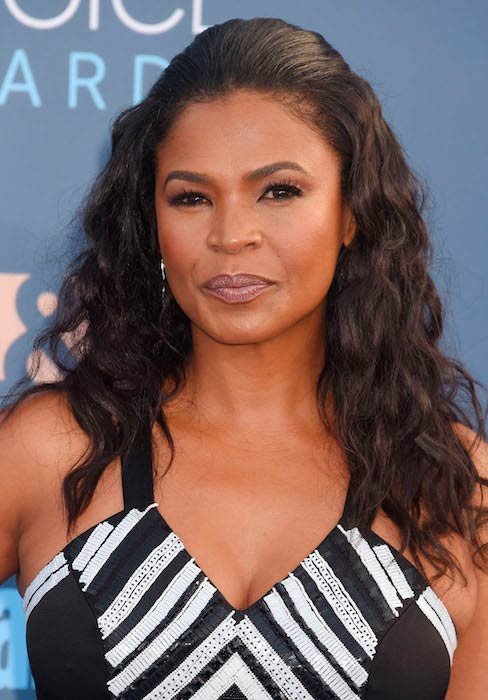 Nia Long at the 22nd Annual Critics' Choice Awards in California on December 11, 2016