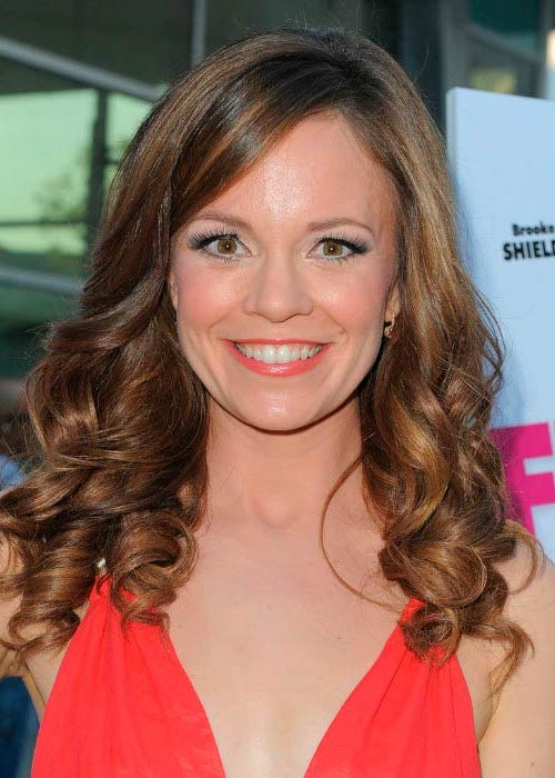 Rachel Boston at the premiere of The Hot Flashes in June 2013