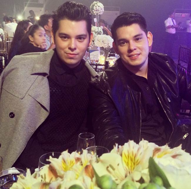 Raymond Gutierrez and Richard Gutierrez (Right)