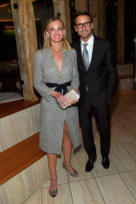 Tim McGraw and Faith Hill at the Lionsgate Hosts the World Premiere of 'The Shack' - After Party in February 2017