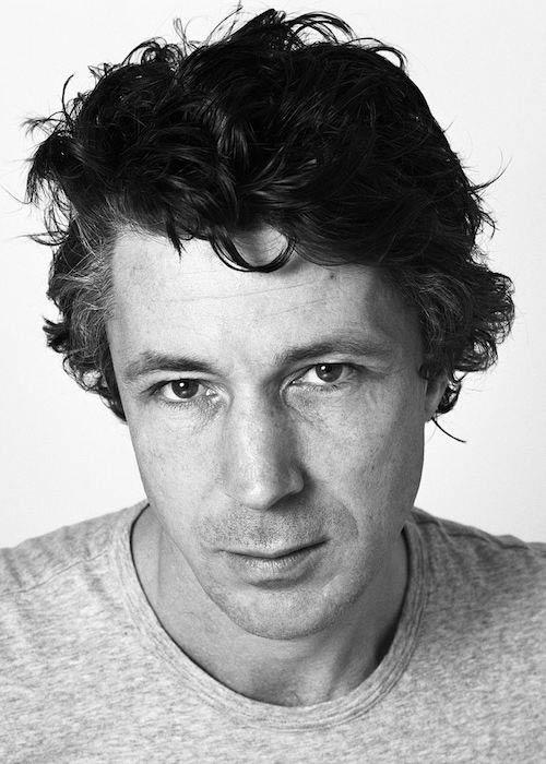 Aidan Gillen headshot as seen in May 2010