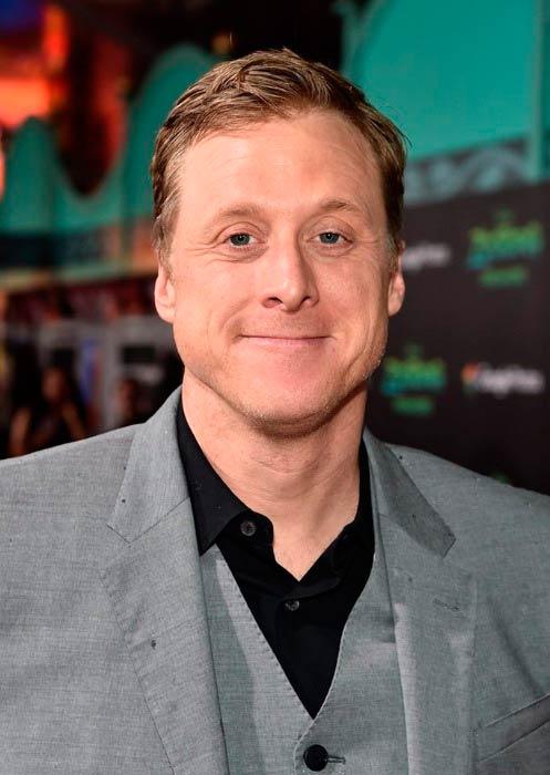 Alan Tudyk at the premiere of Walt Disney Animation Studios' Zootopia in February 2017