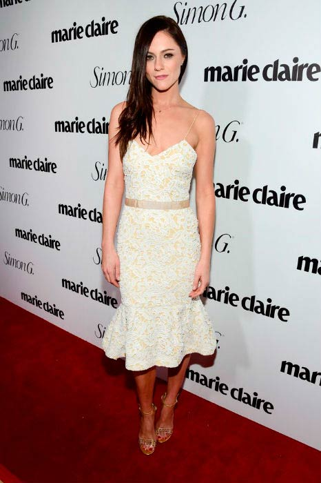 Alexandra Park at Marie Claire Hosts 'Fresh Faces' Party Celebrating May Issue Cover Stars in April 2016 in Los Angeles
