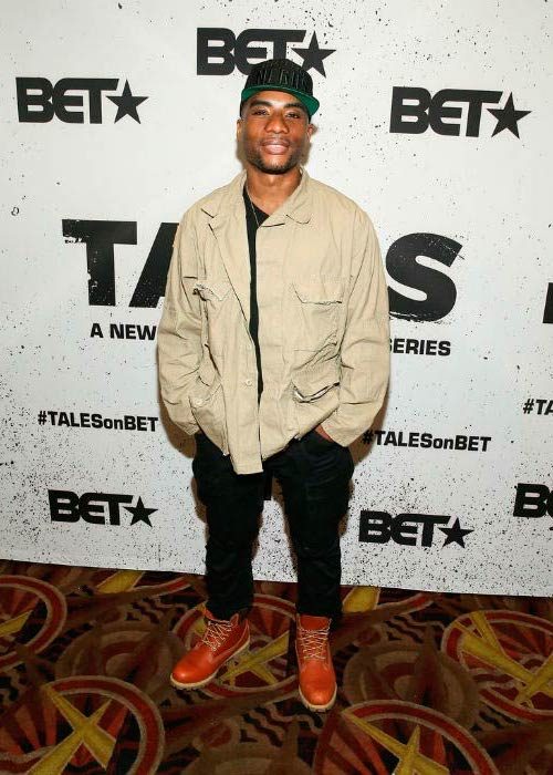 Charlamagne Tha God at the screening of BET's series Tales in June 2017