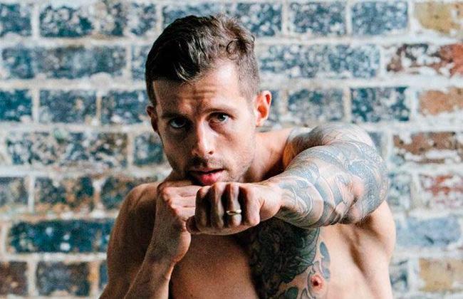 David Kingsbury fitness trainer to the stars