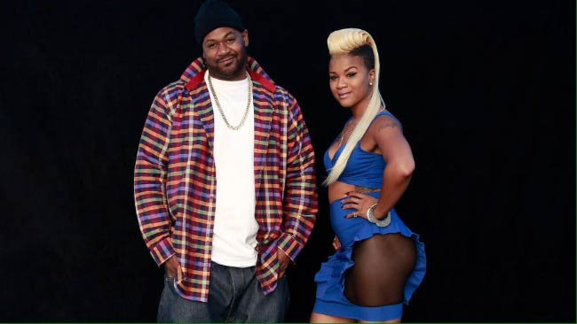 Ghostface Killah and Kelsey Nykole in a photoshoot done in January 2014