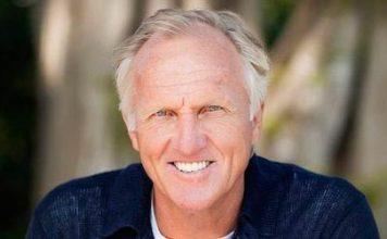 Greg Norman Golfer