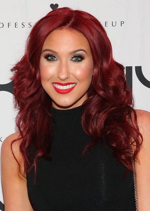 Jaclyn Hill at the NYX VIP Dine & Unwind event in April 2015