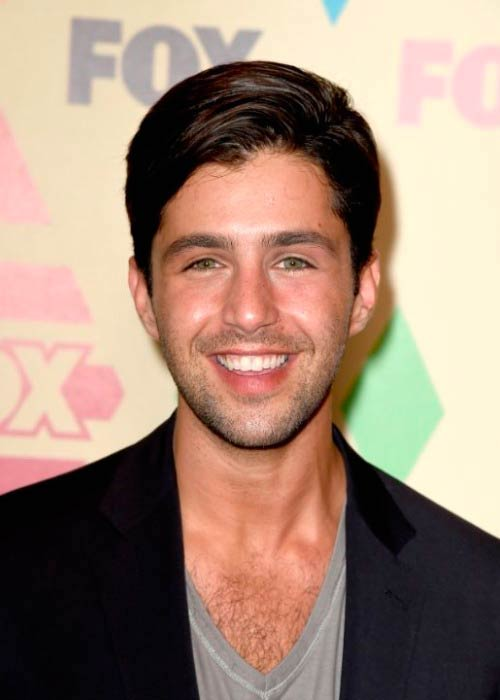 Josh Peck at the Summer TCA Tour FOX All-Star Party in August 2015