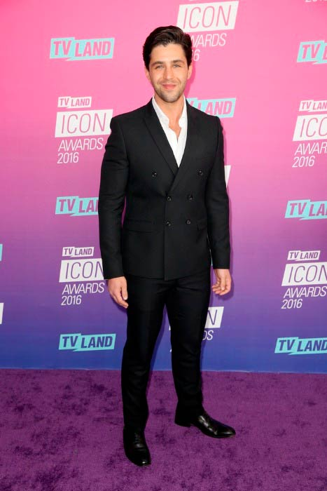 Josh Peck at the TV Land Icon Awards in April 2016