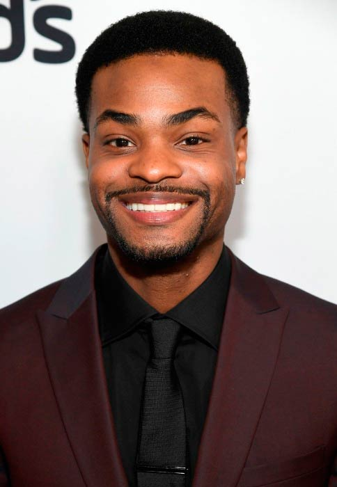 King Bach at the 6th annual Streamy Awards in October 2016