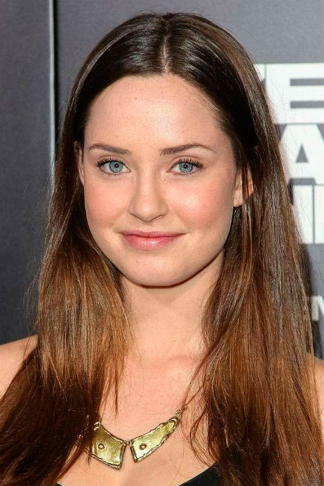 "Merritt Patterson at the premiere of ""Zero Dark Thirty"" in December 2012 in Hollywood"