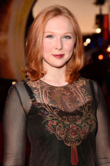 Molly Quinn at the Los Angeles World Premiere of Marvel Studios' Doctor Strange in October 2016