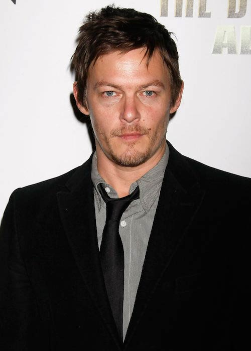 Norman Reedus at the Hollywood premiere of Boondock Saints 2 in October 2009